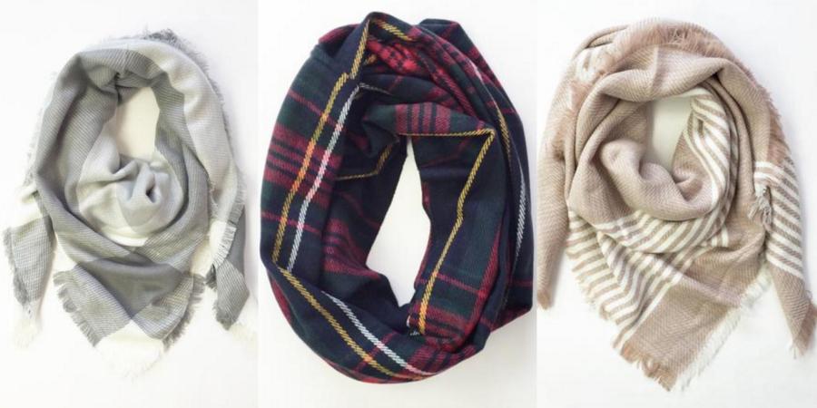 fall scarf deals - blanket scarfs